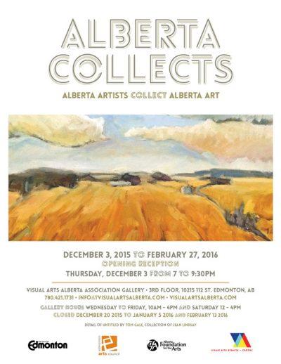 Alberta Collects at the Visual Arts Alberta Gallery