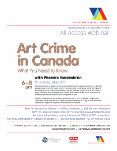 Art Crime in Canada