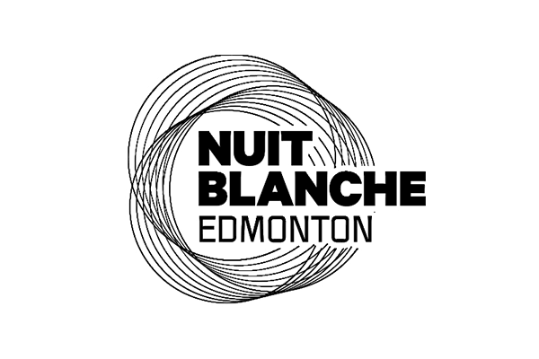 Nuit Blanche Edmonton logo