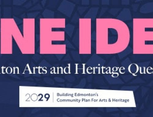 EDMONTON: 10-year Arts and Heritage Plan