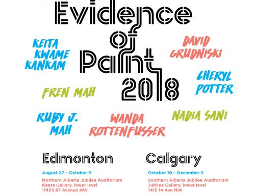 Edmonton & Calgary | Evidence of Paint 2018