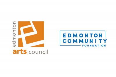 Edmonton Arts Council and Edmonton Communities Foundation logos