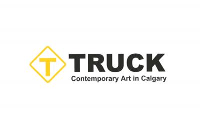 Truck Contemporary Art in Calgary logo