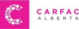 Visual Arts Alberta – CARFAC Logo