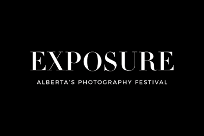 Logo for Exposure: Alberta's Photography Festival