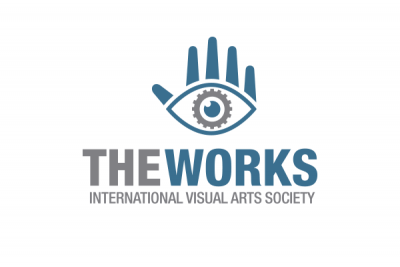 Logo for The Works Art and Design Festival