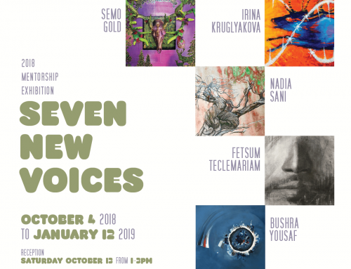 Edmonton | Seven New Voices Mentorship Art Exhibit
