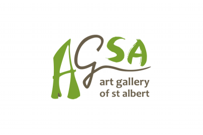 Art Gallery of St. Albert logo