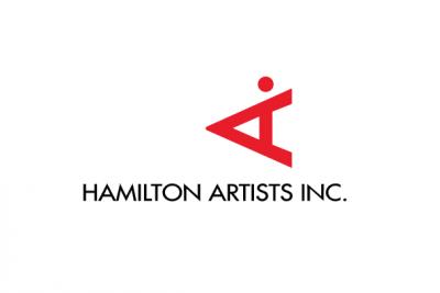Hamilton Artists Inc. logo