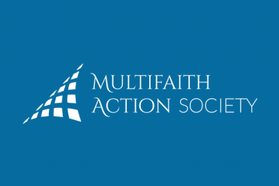 Multi Faith Action Society logo
