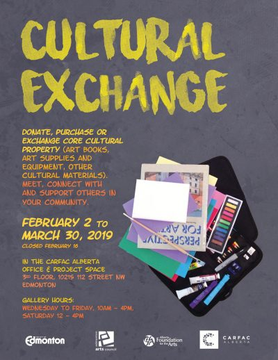 Cultural Exchange poster