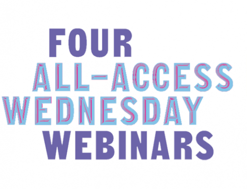 All Access | Four Online Professional Development Webinars