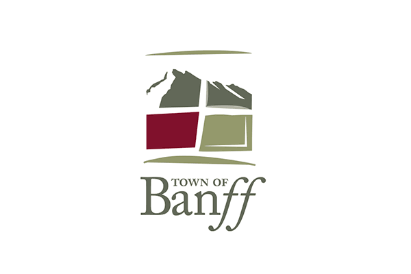 Town of Banff logo