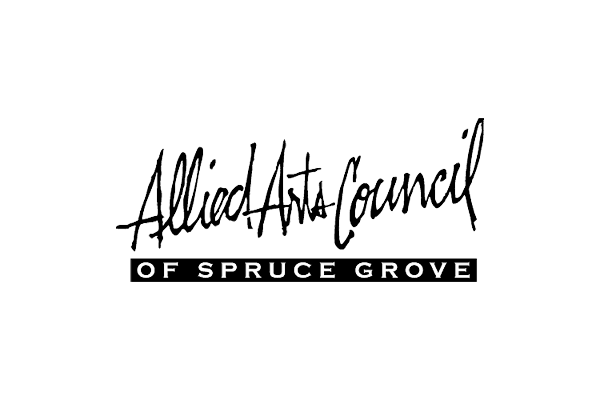 Alliied Artas Council of Spruce Grove logo