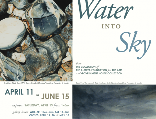 Edmonton | From Water Into Sky – TREX Travelling Show