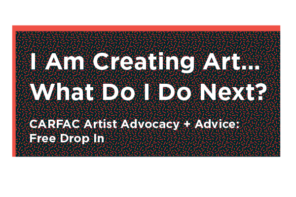 I Am Creating Art… What Do I Do Next?