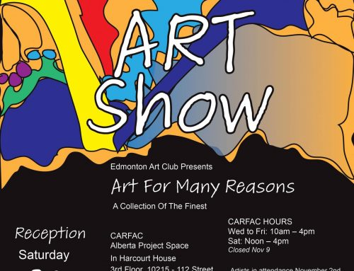 Edmonton | Art for Many Reasons: A Collection of the Finest