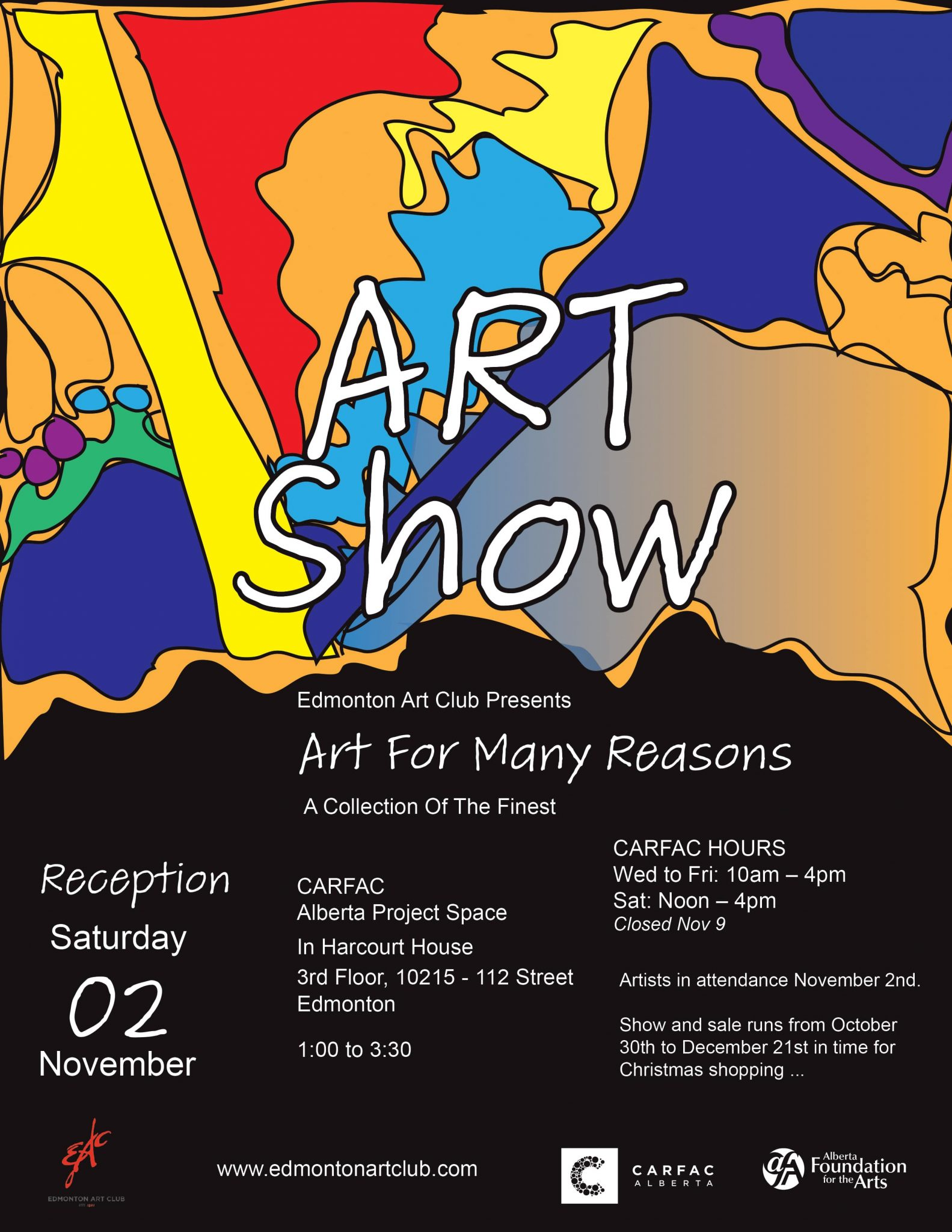 Poster for Art For Many Reasons: A Collection Of The Finest