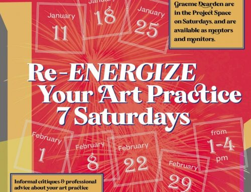 Edmonton | Re-ENERGIZE Your Art Practice: 7 Saturdays