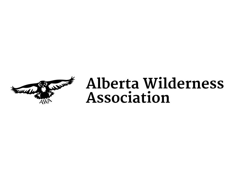 Alberta Wilderness Association logo