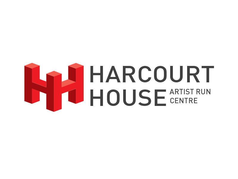 Harcourt House Artist Run Centre logo