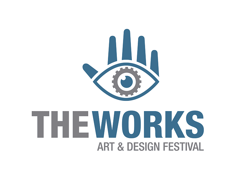 The Works Art & Design Festival logo