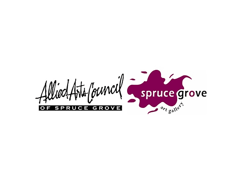 Allied Arts Council of Spruce Grove - Spruce Grove Art Gallery logo