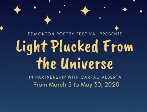 Edmonton | Light Plucked From the Universe Opening Reception