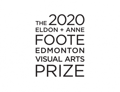 Long List Announced for The 2020 Eldon + Anne Foote Edmonton Visual Arts Prize