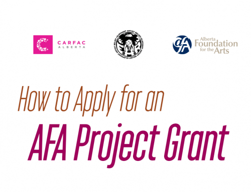 Online All-Access Professional Development  | How to Apply for an AFA Project Grant