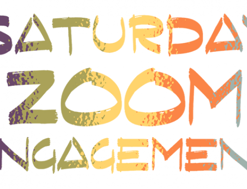 Online All Access |  Saturday Zoom Engagement—October 17