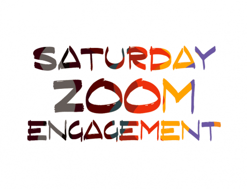 Online All Access |  Saturday Zoom Engagement—October 31