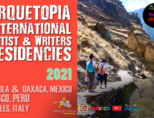 Arquetopia Foundation & International Artist Residencies Combined Open Call 2021
