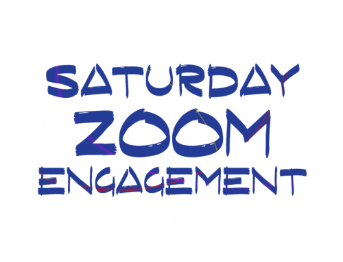 Online All Access | Saturday Zoom Engagement—December 5