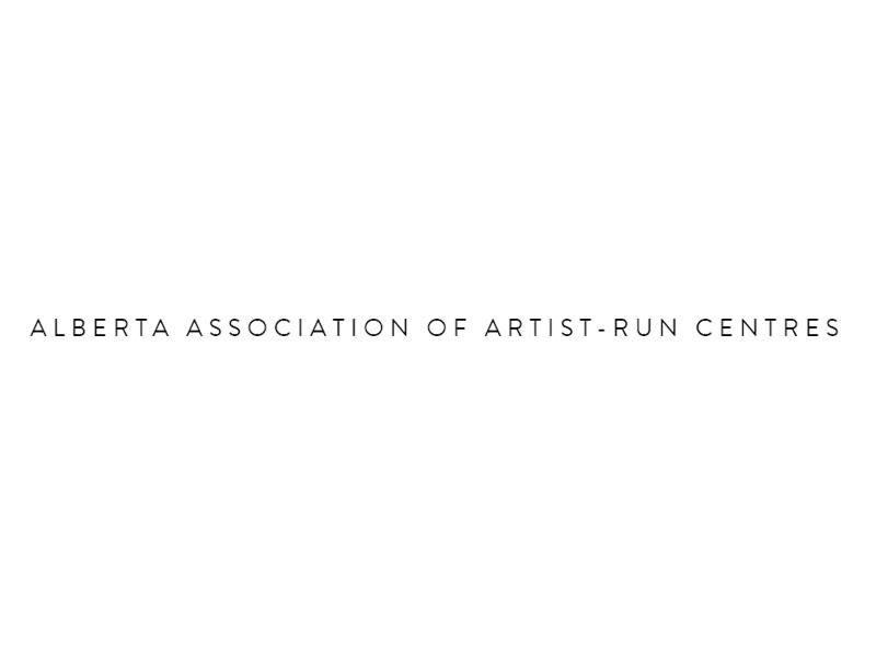 ALBERTA ASSOCIATION OF ARTIST-RUN CENTRES