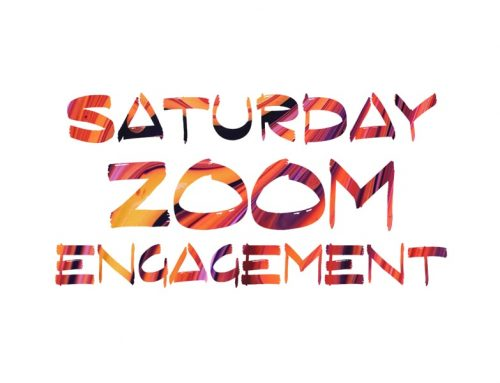 Online All Access |  Saturday Zoom Engagement—January 23