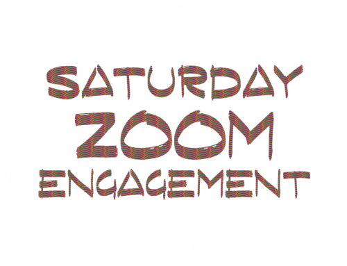 Online All Access |  Saturday Zoom Engagement—February 20