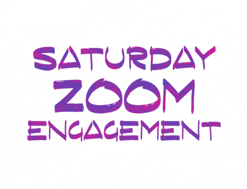 Online All Access | Zoom Engagement—Saturday, March 20