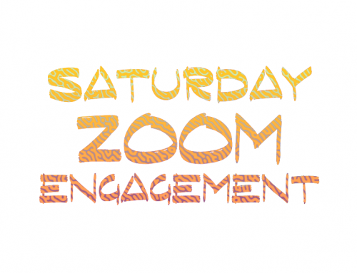 Online All Access | Zoom Engagement—Saturday, April 24: Art Chat: A Meeting of Artists' Minds