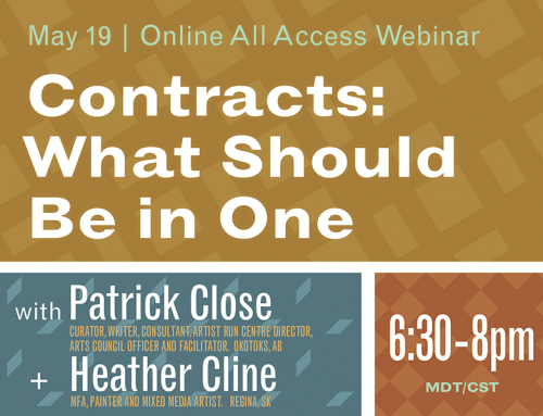 Online All Access | Webinar — Contracts: What Should Be in One