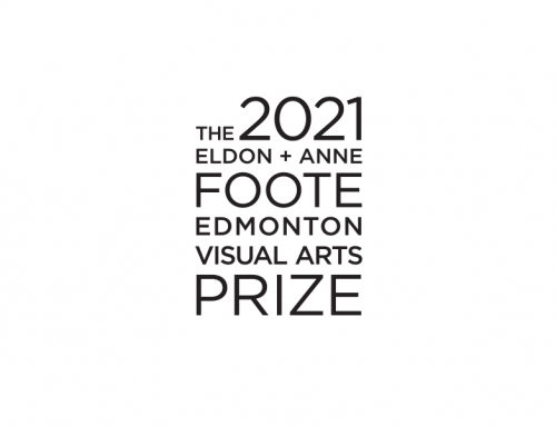 Long List Announced for The 2021 Eldon + Anne Foote Edmonton Visual Arts Prize