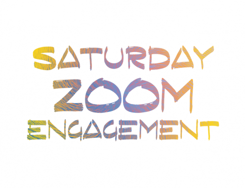 Online All Access | Zoom Engagement—Saturday, May 29